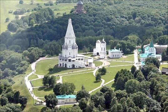 Куди поїхати відпочити в Москві