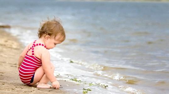 Куди поїхати відпочивати з дитиною до року