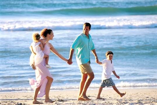 Куди повести дітей в канікули