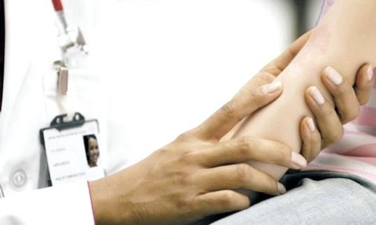 Лікування бешихи ніг