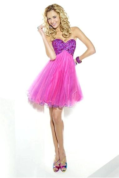 Сукня з фатіновой спідницею