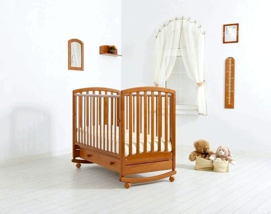 Як зробити дитяче ліжечко своїми руками