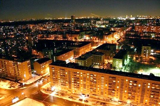 Куди поїхати вночі в Москві