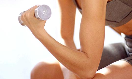 Як прокачати м'язи вдома
