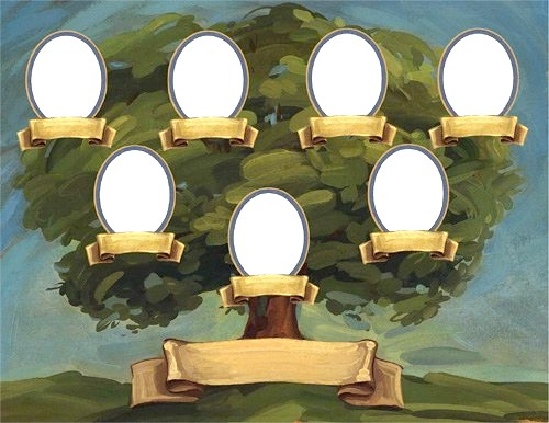 Як створити генеалогічне древо