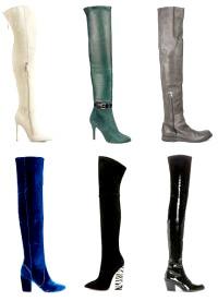 Які чоботи сьогодні в моді