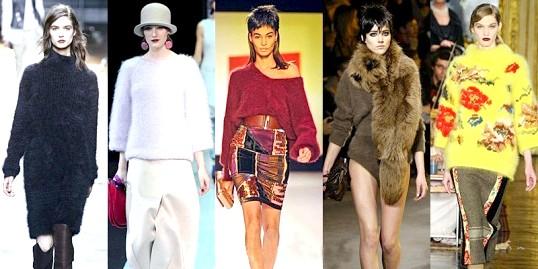 Які светри в моді в сезоні осінь 2013 - зима 2014