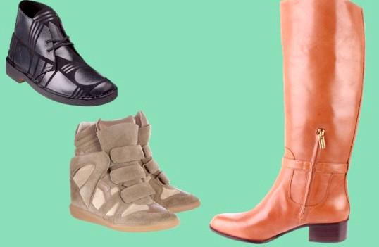 Яке взуття носити навесні