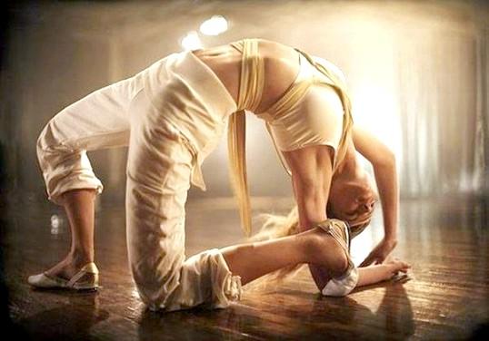 Калланетика - вправи для балерин
