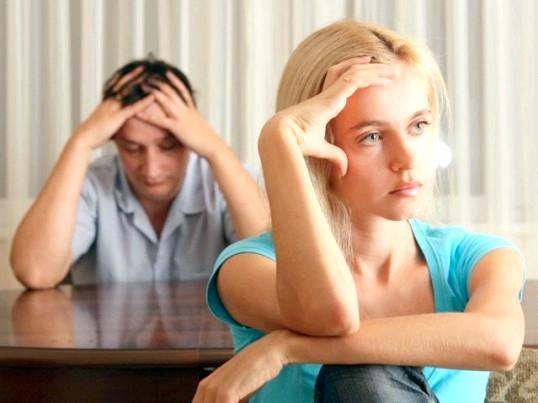 Конфлікти між подружжям