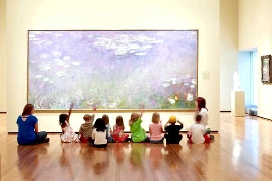 Куди піти з дитиною в музей