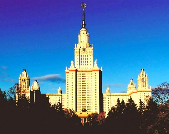 Куди піти вчитися в Москві