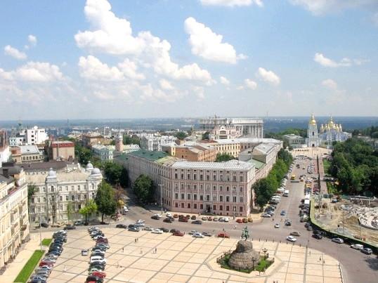 Куди піти у Києві погуляти