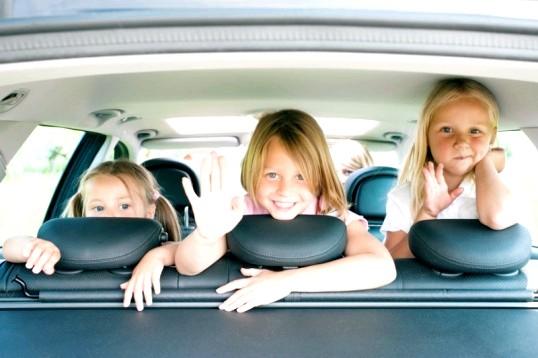 Куди з'їздити з дітьми на канікулах