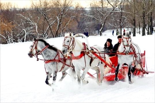 Куди з'їздити взимку в Росії