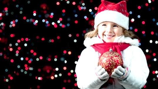 Куди сходити в новорічні канікули з дитиною