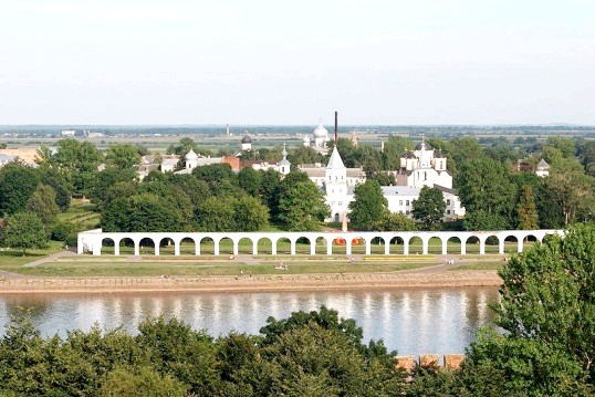 Куди сходити в Великому Новгороді