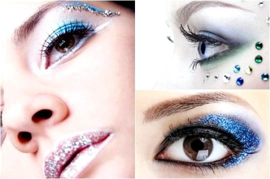 Новорічний макіяж 2014