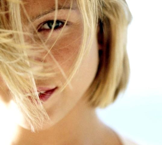 Освітлення волосся для брюнеток