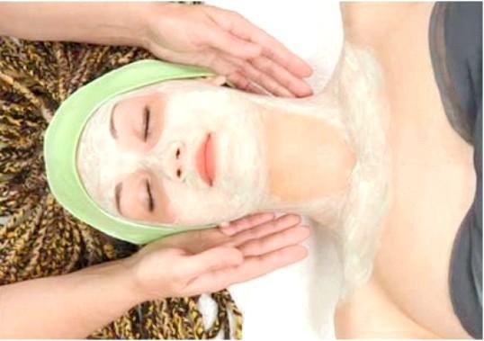 Живильні маски для будь-якого типу шкіри