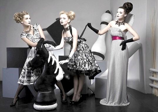 Плаття в стилі new look: правильний вибір!