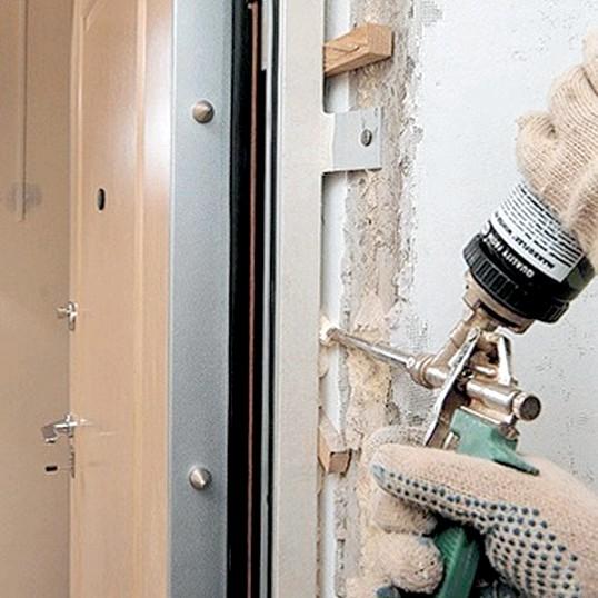 Правила установки вхідних дверей