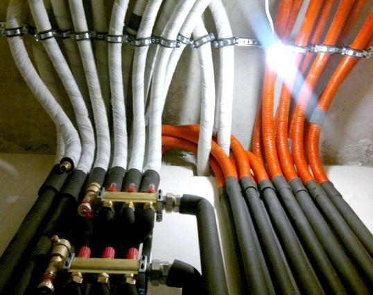 Правильна теплоізоляція трубопроводу та обладнання