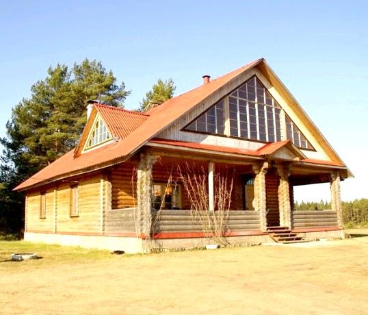 Проект будинку для відпочинку і дозвілля