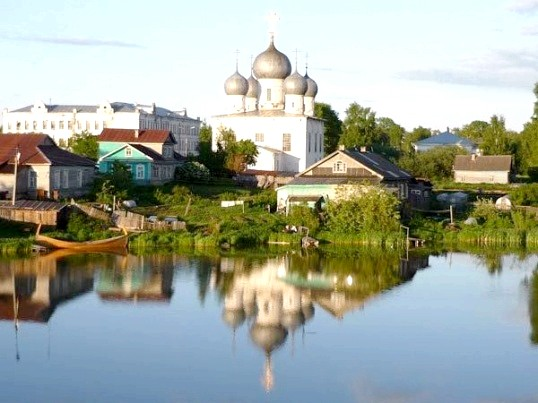 Подорожуємо по Росії: Белозерск