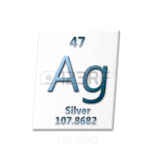 Роль срібла в нашому організмі