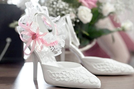 Весільні туфлі