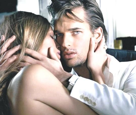 Ніж чоловічий парфум відрізняється від жіночого