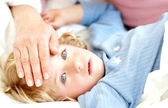 Чим збити температуру дитині