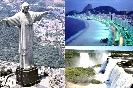 Чим знаменита Бразилія