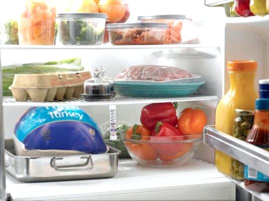 Що і як зберігати в холодильнику