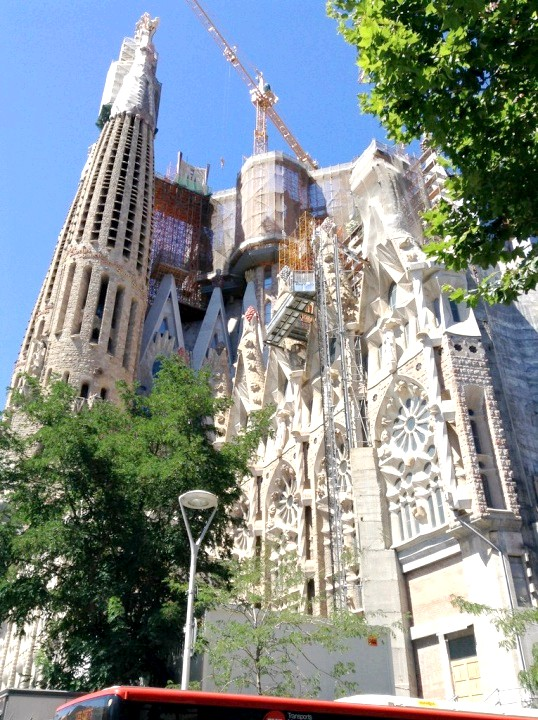 Що подивитися в Барселоні за тиждень