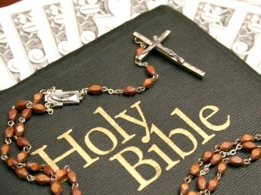 Що сказано в Біблії про гроші і багатство