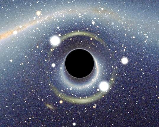 Що таке чорна діра