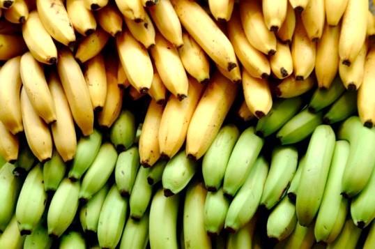 Де ростуть банани