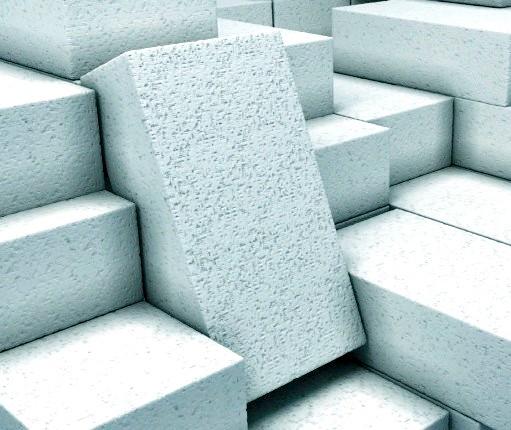 Характеристики пінобетонних блоків