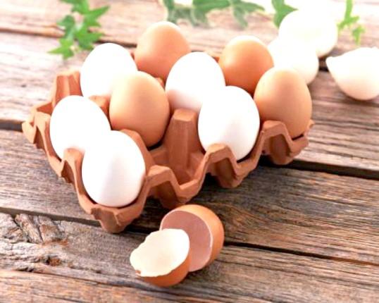 Яєчні маски для обличчя та волосся - натуральні засоби догляду