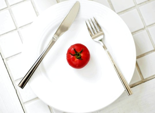 Ефект від лікувального голодування