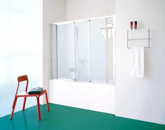 Екрани для ванни зі скла