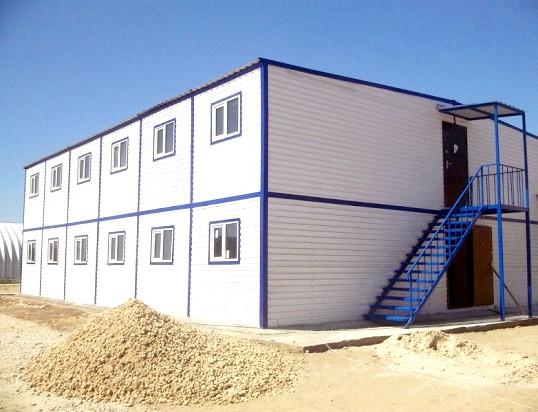 Етапи будівництва модульних будівель