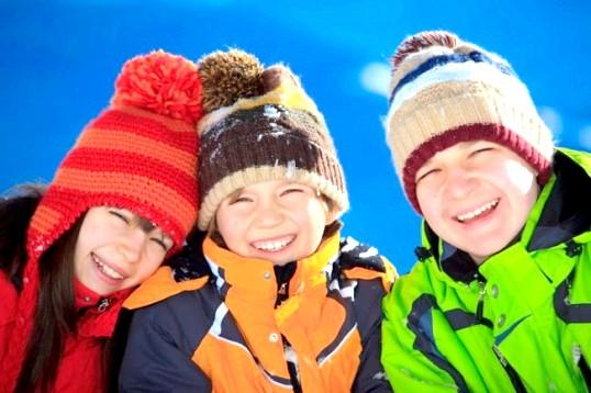 Куди з'їздити з дітьми в Новий рік