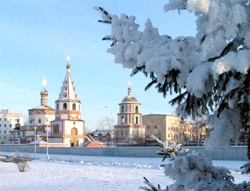 Куди сходити в Іркутську