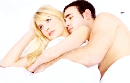 Чому пропадає інтерес до сексу