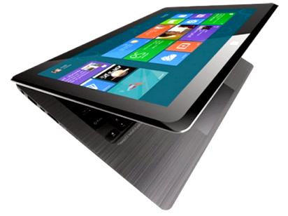 Переваги гібридного ноутбука