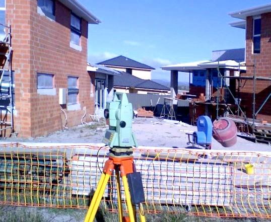 Проведення геодезичних робіт перед початком будівництва