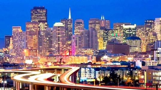 Подорожуємо по США: пам'ятки Сан-Франциско